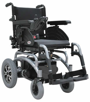 Multego Powerchair - Electric Wheelchair